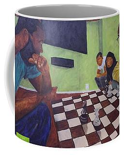 A Game Of Chess Coffee Mug