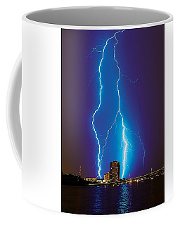 New Upload Coffee Mug by Quinn Sedam