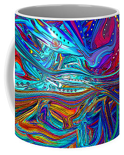 New Urban Galaxy Coffee Mug