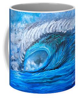 New Wave Coffee Mug by Jenny Lee