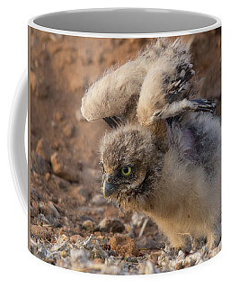 New Wings Coffee Mug by Sue Cullumber