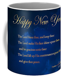 New Year Blessing Coffee Mug