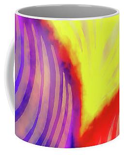 New Year Burn Coffee Mug