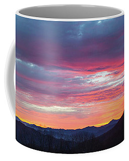 New Year Dawn - 2016 December 31 Coffee Mug