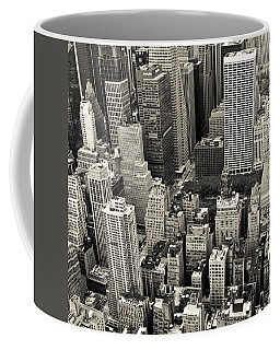 New York 1 Coffee Mug
