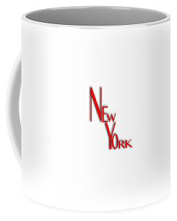 New York Coffee Mug by Bill Owen