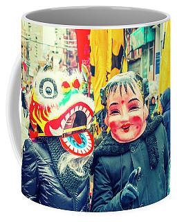 New York Chinatown Coffee Mug