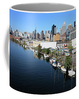 New York City-1 Coffee Mug by Nina Bradica