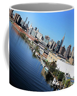 New York City-2 Coffee Mug by Nina Bradica