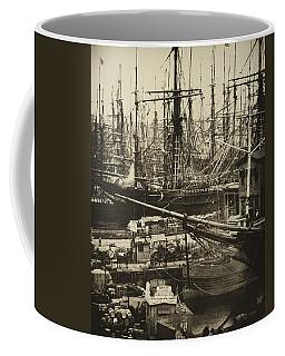 New York City Docks - 1800s Coffee Mug