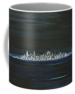 New York City Nights Coffee Mug