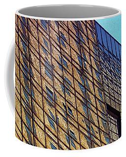 New York City Skyscraper Art 3 Coffee Mug