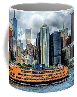 New York City Staten Island Ferry Coffee Mug