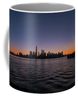 New York City Sunrise Coffee Mug