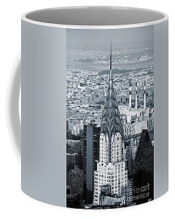 New York City - Usa - Chrysler Building Coffee Mug