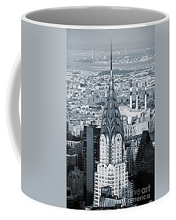 New York City - Usa - Chrysler Building Coffee Mug