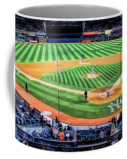 New York City Yankee Stadium Coffee Mug