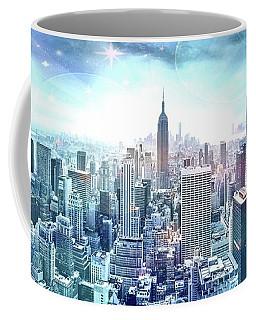 New York Fairytales Coffee Mug