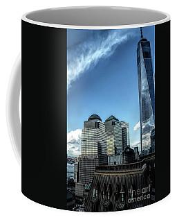 New York Financial District Coffee Mug