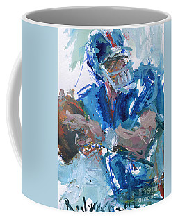 New York Giants Artwork Coffee Mug