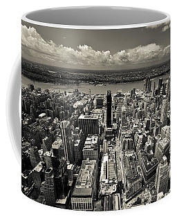 New York Husdon Coffee Mug