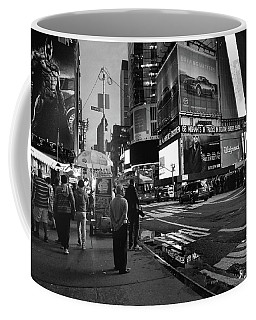 Coffee Mug featuring the photograph New York, New York 1 by Ron Cline