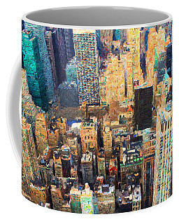 New York, New York Coffee Mug