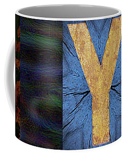 New York Coffee Mug by Steven Parker