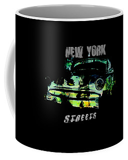 New York Streets Coffee Mug