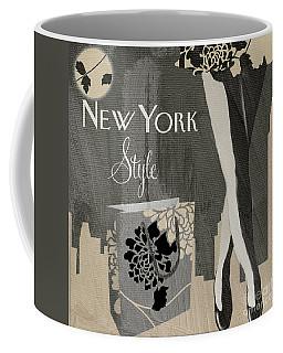 New York Style I Coffee Mug