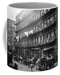 New York: Tenements, 1912 Coffee Mug