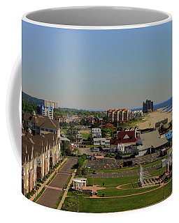 New York View Coffee Mug
