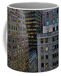 New York Windows Coffee Mug