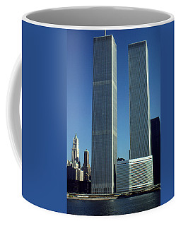 New York World Trade Center Before 911 Coffee Mug