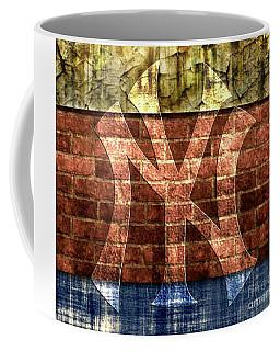 New York Yankees Brick 2 Coffee Mug