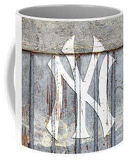 New York Yankees Rustic 2 Coffee Mug