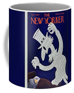 New Yorker April 11 1959 Coffee Mug