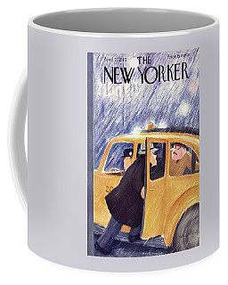 New Yorker April 21 1945 Coffee Mug