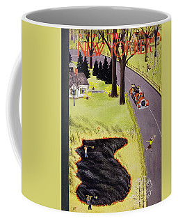 New Yorker April 24 1954 Coffee Mug
