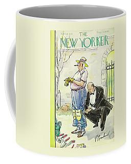 New Yorker April 26 1941 Coffee Mug