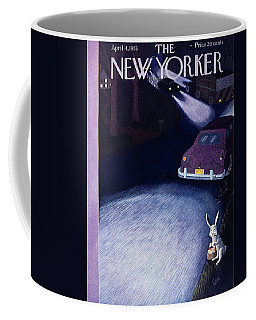 New Yorker April 4 1953 Coffee Mug