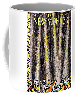 New Yorker April 4 1959 Coffee Mug