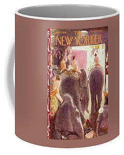 New Yorker April 7 1956 Coffee Mug