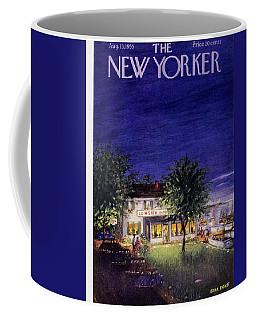 New Yorker August 13 1955 Coffee Mug