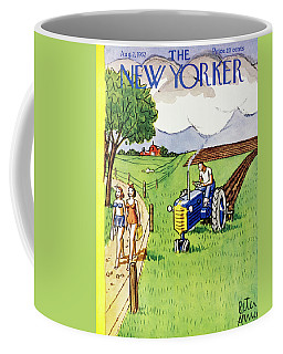 New Yorker August 2 1952 Coffee Mug