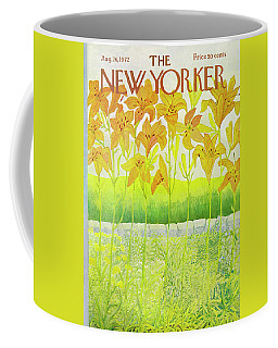 New Yorker Cover August 26 1972  Coffee Mug