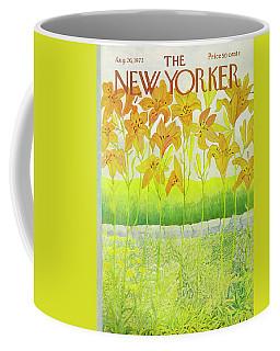 New Yorker Cover August 26 1972  Coffee Mug