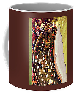 New Yorker December 3 1949 Coffee Mug