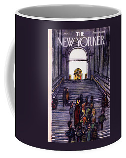 New Yorker December 3 1955 Coffee Mug