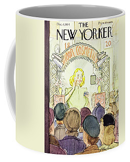 New Yorker December 4 1954 Coffee Mug